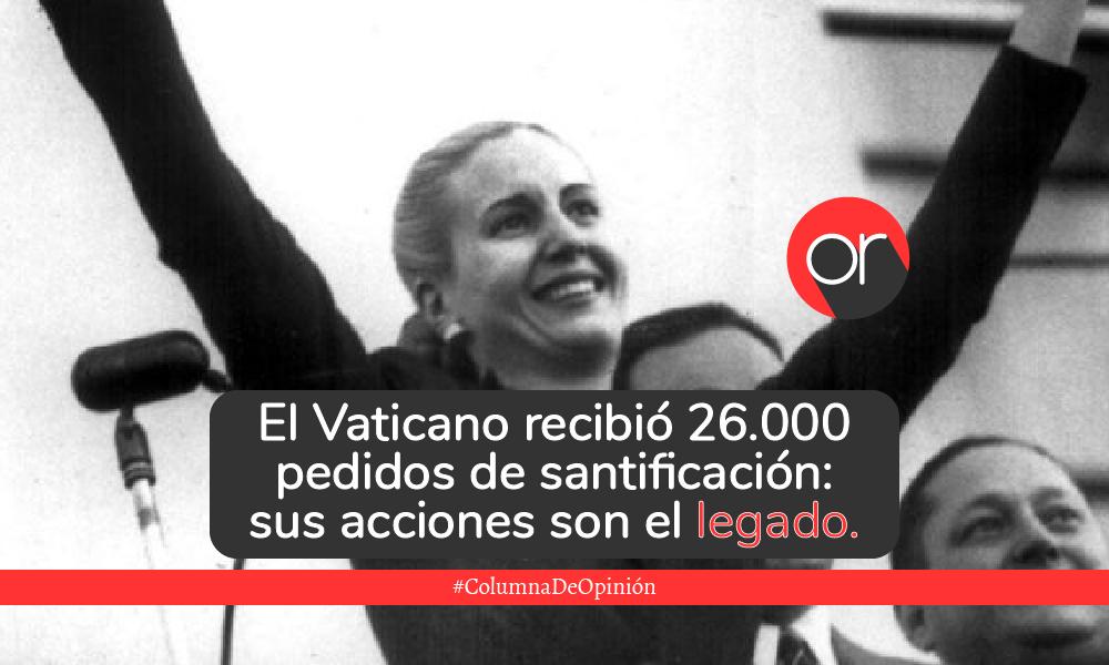 Eva Perón: la mujer que venció a Mauricio Macri