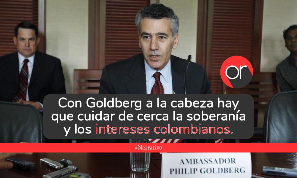 ¿Quién es realmente el nuevo embajador de EE. UU. en Colombia?