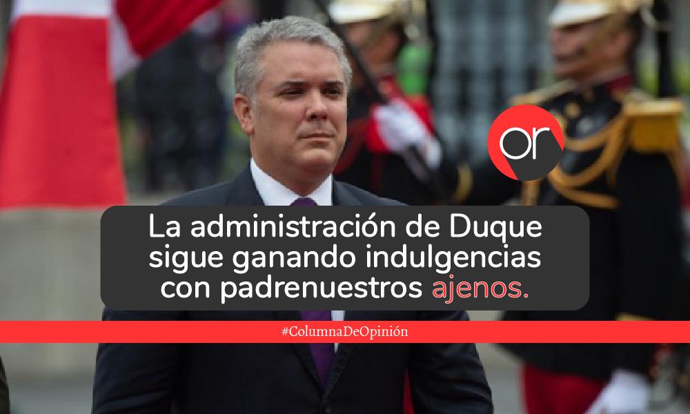Duque manipula información sobre el Museo de Historia y Memoria Nacional