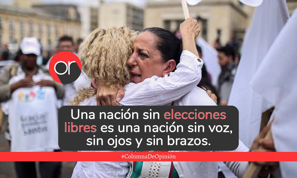 Algunas divagaciones sobre la democracia colombiana