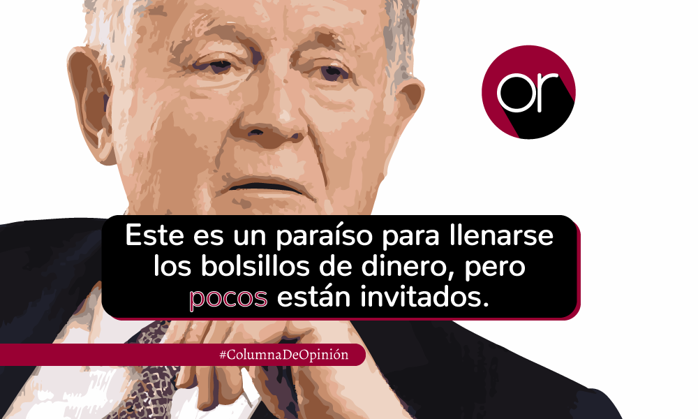 El intocable: el verdadero dueño de Colombia