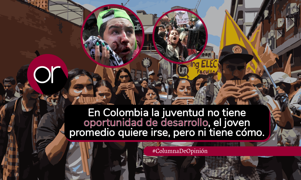 S.O.S. Juventud colombiana