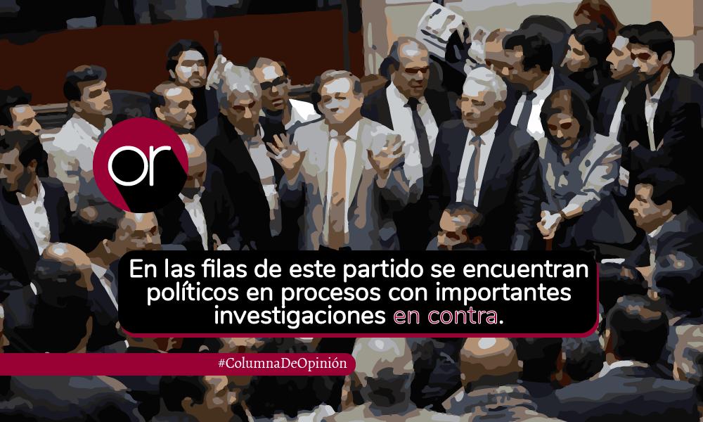 TOP 5 corrupción: Centro Democrático