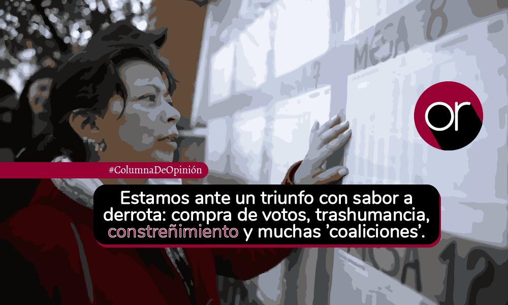 Coaliciones y democracia, ¿hubo un verdadero cambio en las elecciones regionales?