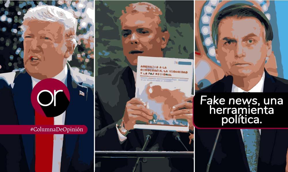 La trampa de las fake news