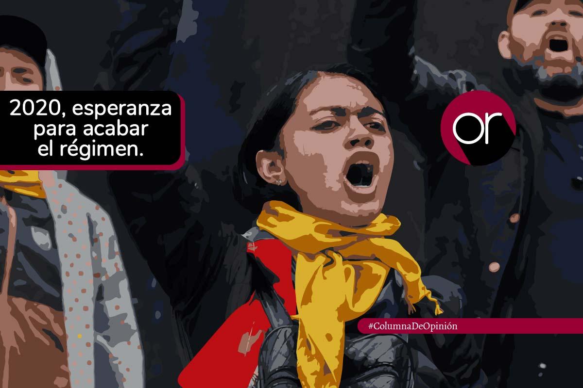 2020: año de luchas ciudadanas, más violencia pero también esperanza de cambio