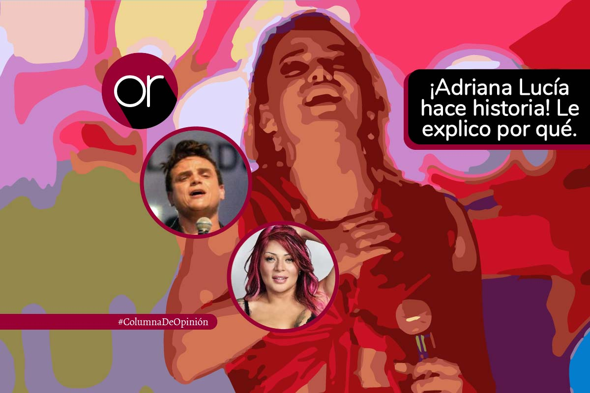 Las resistencias artísticas y Adriana Lucía