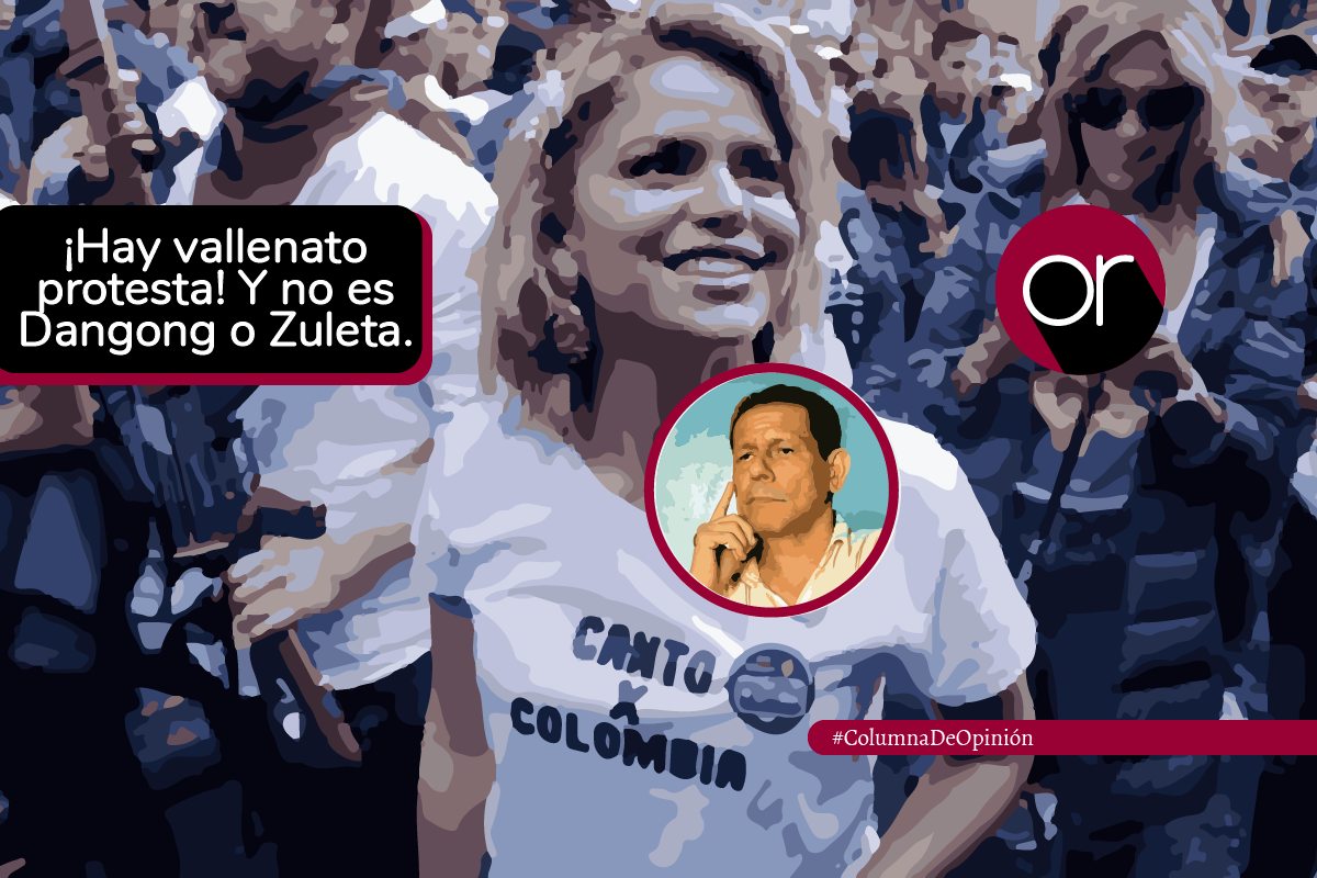 De Máximo Jiménez a Adriana Lucía, vallenato con puño en lo alto