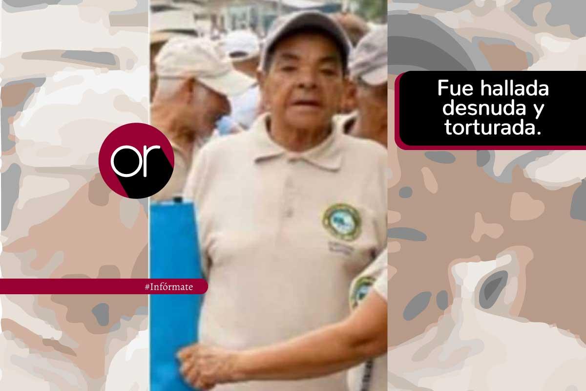 Doña Arnolda, damnificada por Hidroituango, fue violada y degollada el 31 de diciembre