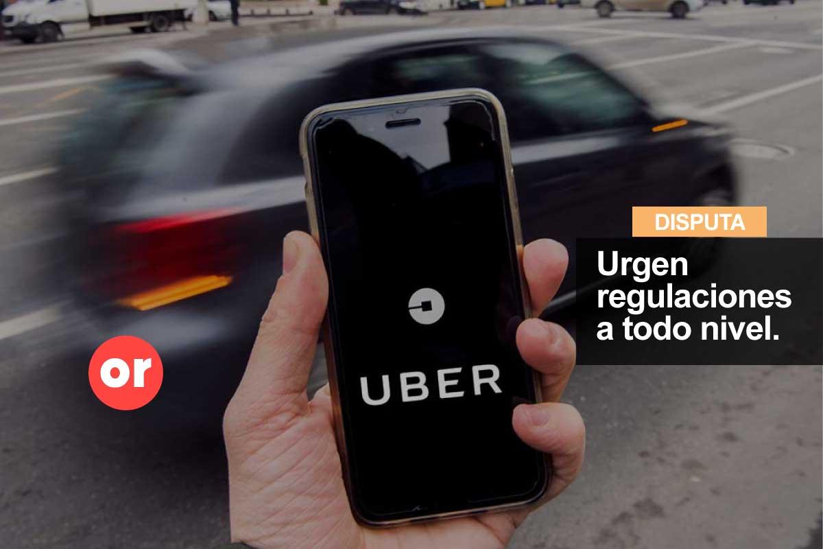 El retiro de Uber, ¿una medida justa o arcaica?