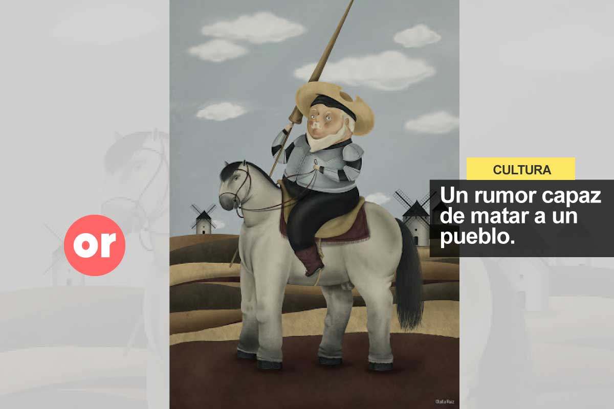Don Quijote y el destino