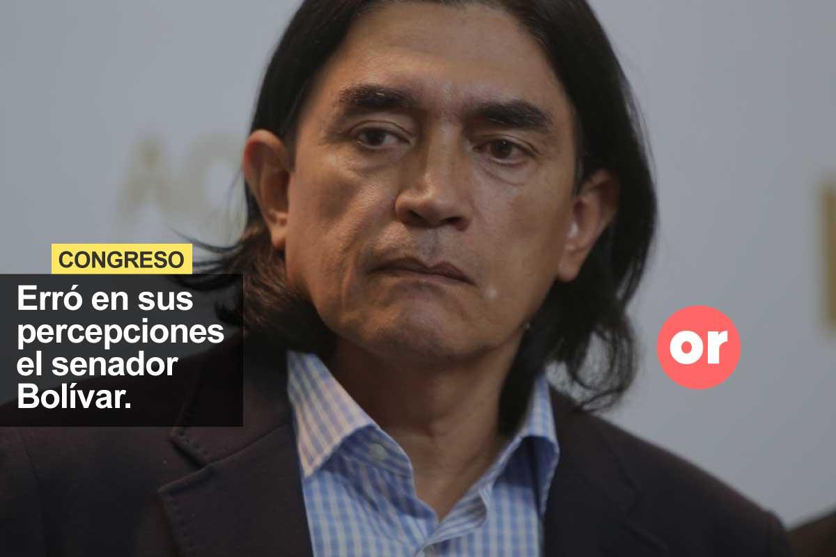 El hilo de Gustavo Bolívar: unas de cal y otras de arena