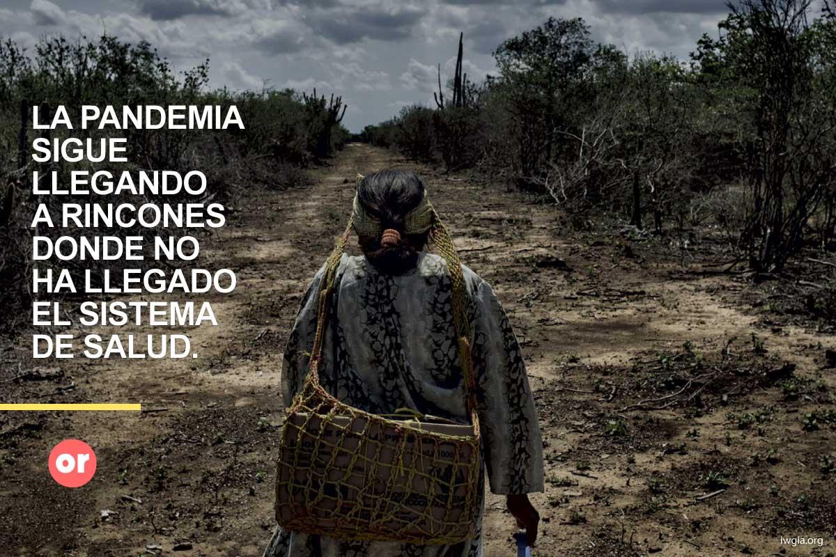 El coronavirus ya llegó al último rincón de Colombia