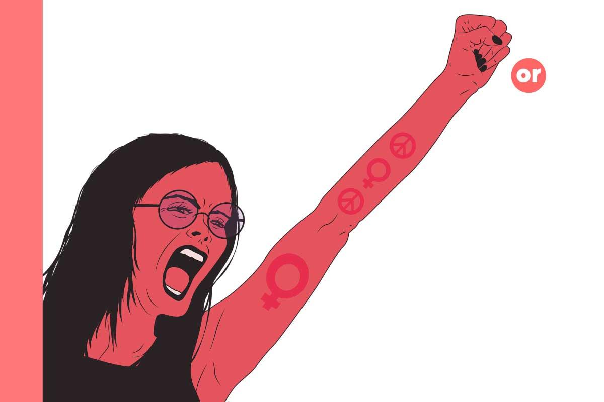 Por la construcción de más gafas feministas
