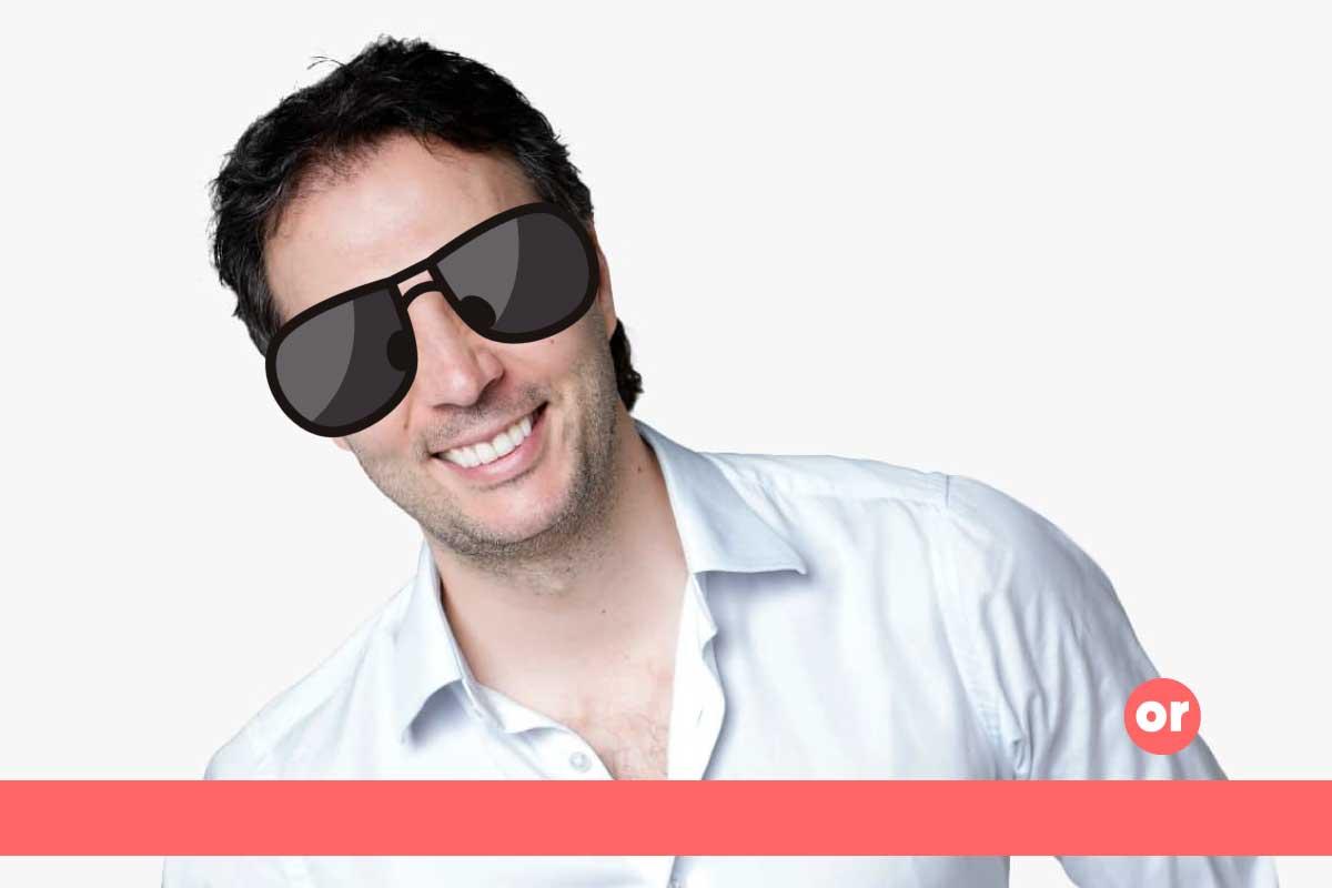 """Alcalde Daniel Quintero, con las """"gafas"""" bien puestas"""