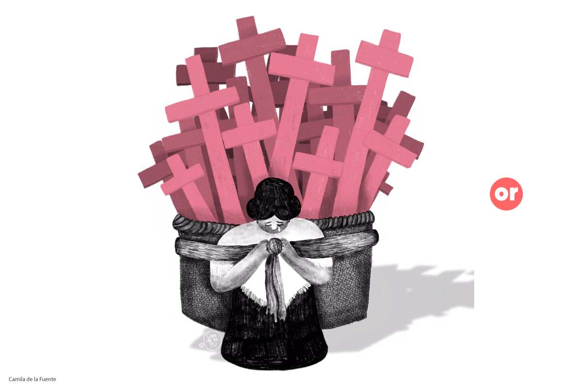 Crónica de un feminicidio normalizado