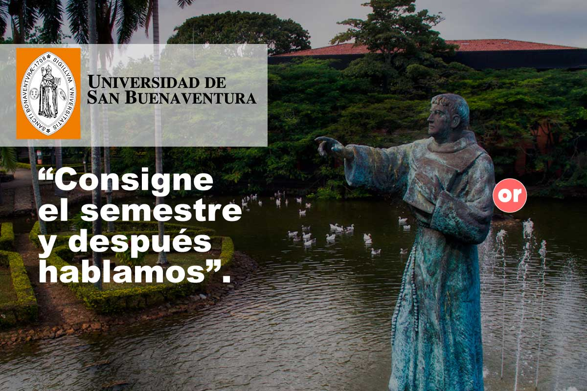La Universidad de San Buenaventura ¿predica, pero no aplica?