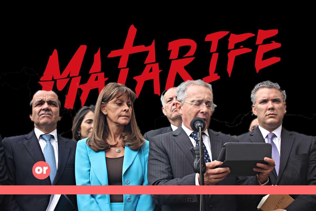 'Matarife', los 7 minutos más eternos para el partido de Gobierno