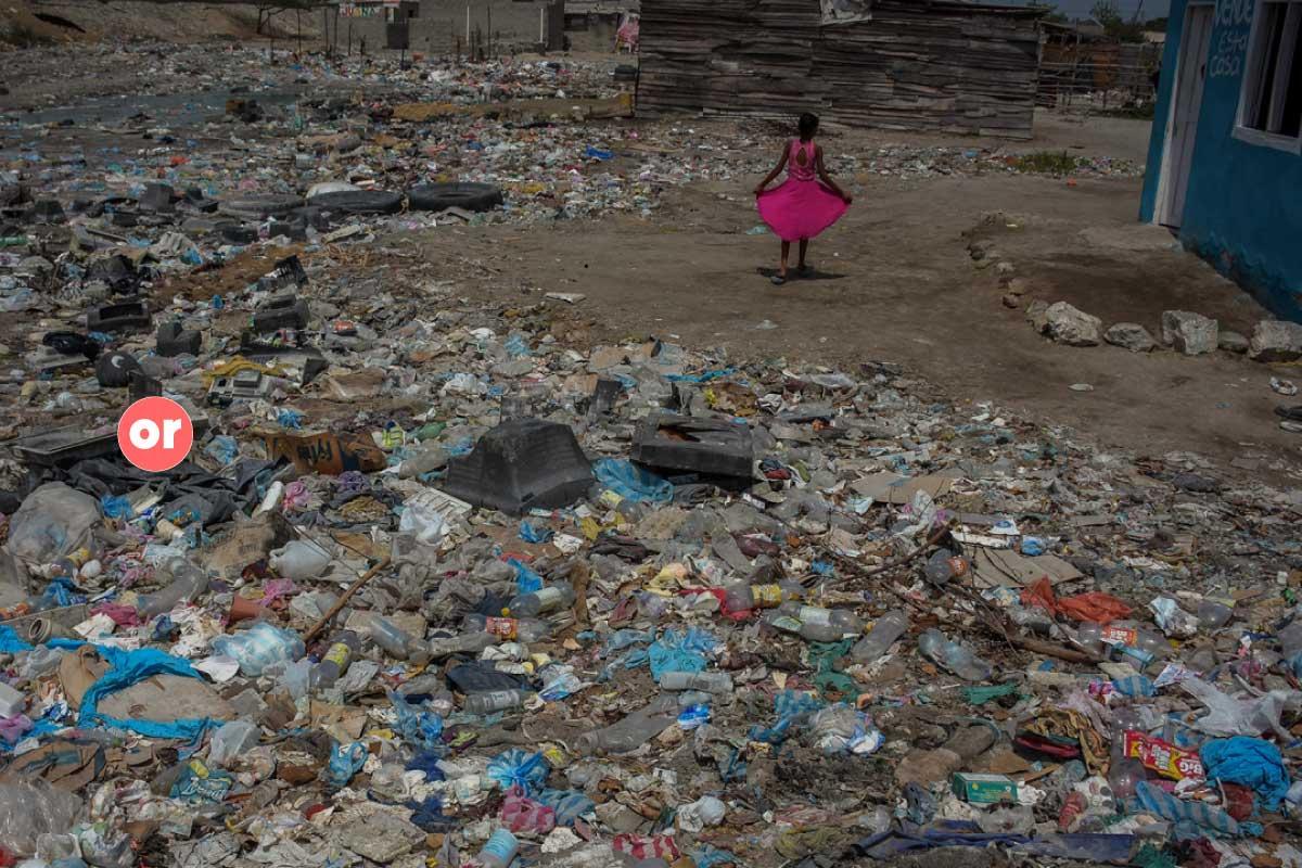 Tasajera, ¡Una explosión de miseria, hambre y corrupción!