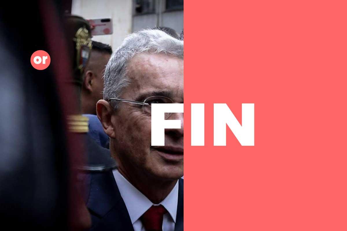 ¿El principio del fin de Álvaro Uribe Vélez?