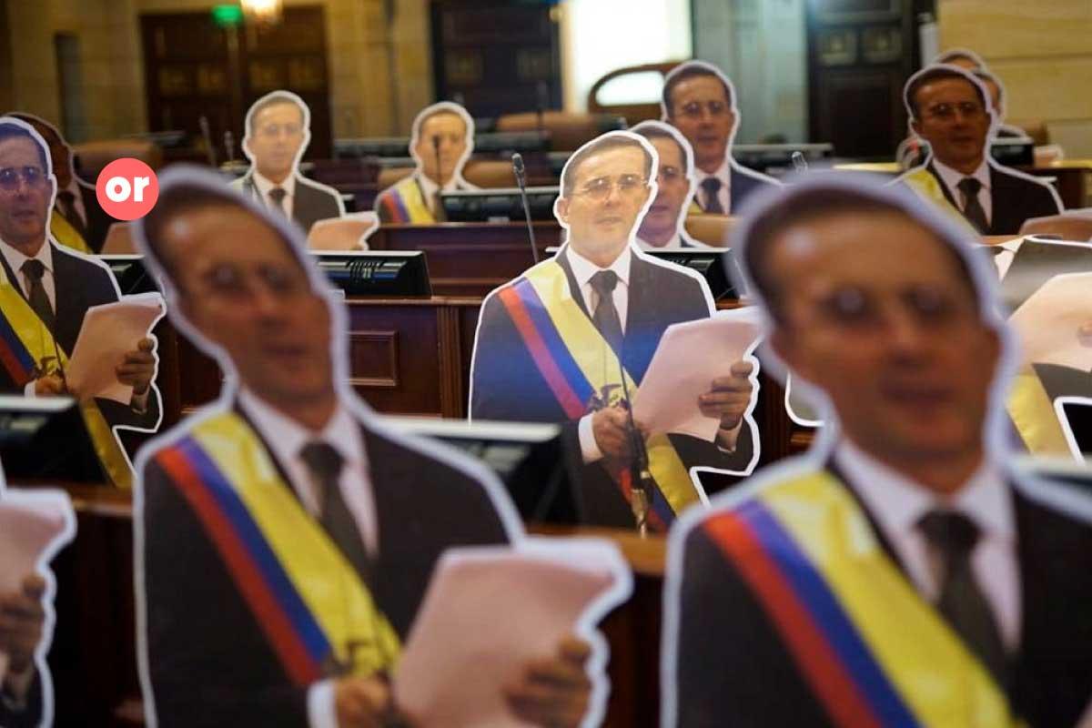 Pasemos la página emocional de Álvaro Uribe y que actúe su juez natural
