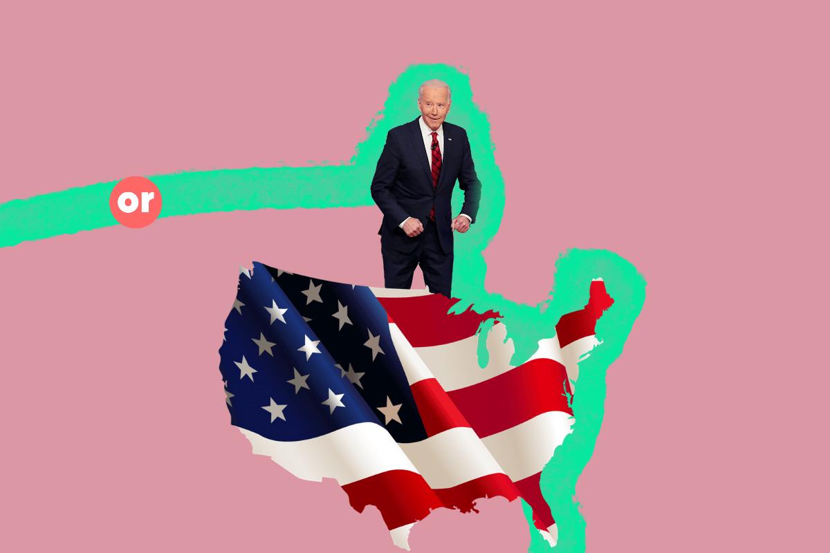 Adorar al nuevo amo de los Estados Unidos
