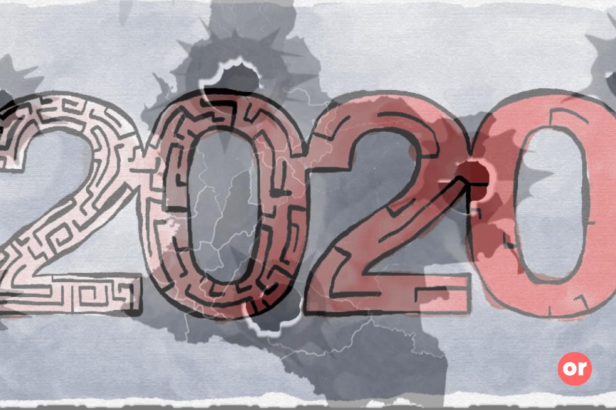 ¡Adiós 2020, bien ido!