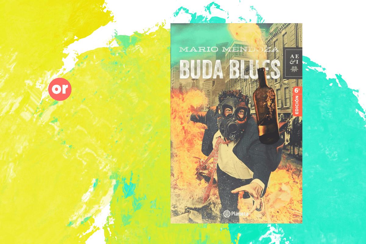Reseña del libro Buda Blues de Mario Mendoza
