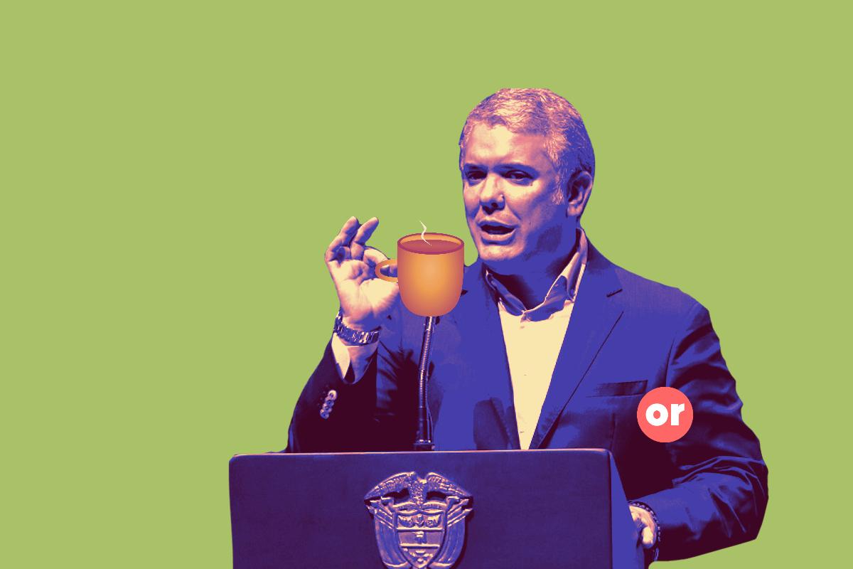 Café con aroma de reforma tributaria