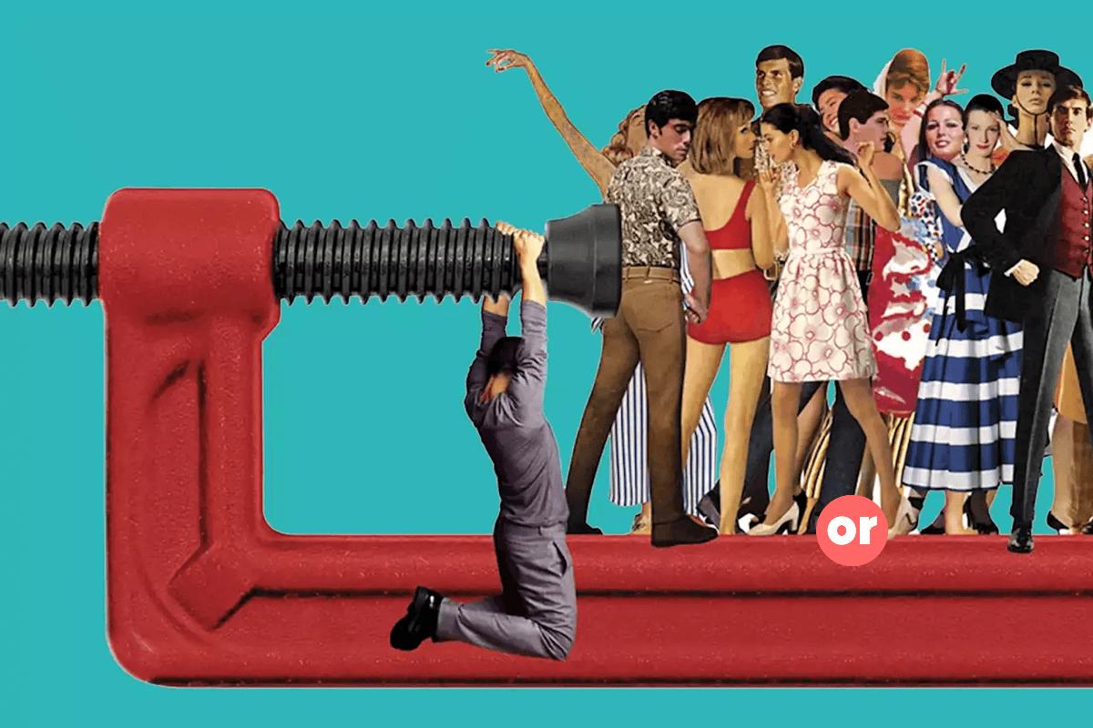 Réquiem por la clase media colombiana