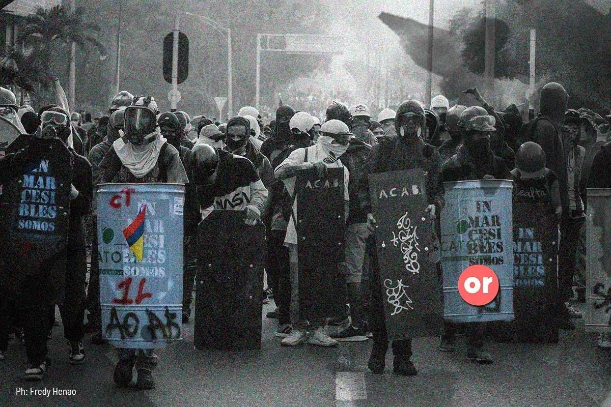 «Ciudadanos modernos» en los tiempos de la Colombia amarga