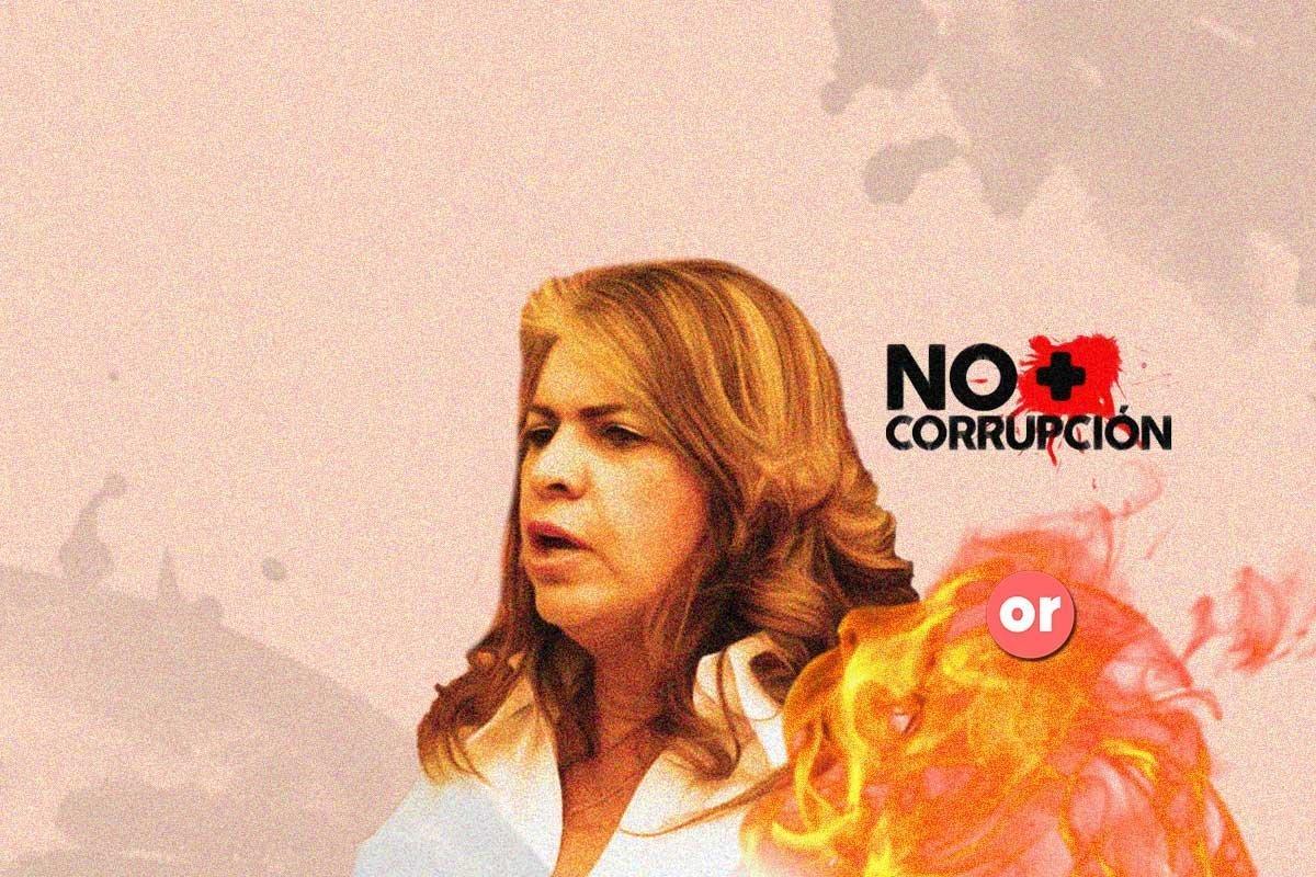 Olga Suárez Mira, miembro del controvertido clan Suárez, es nombrada como notaria interina de Medellín