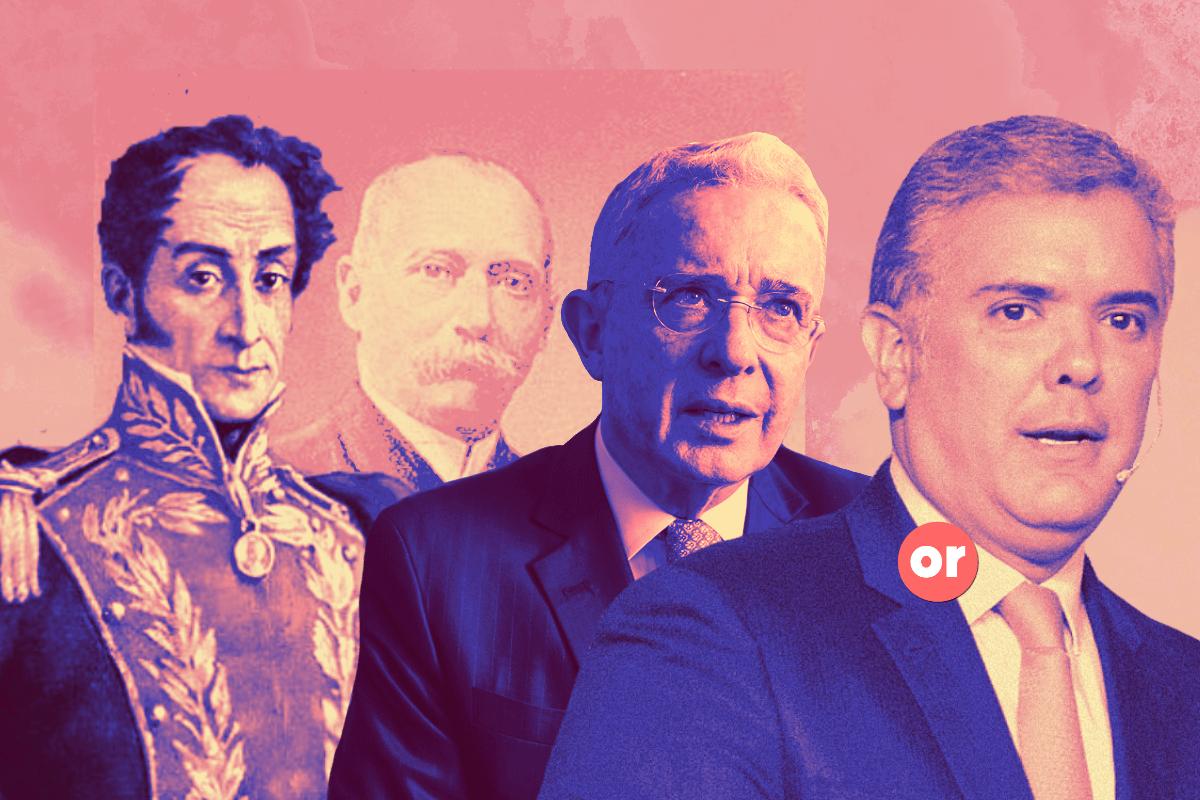 De Bolívar, Reyes, Uribe y Duque: historia de los atentados presidenciales