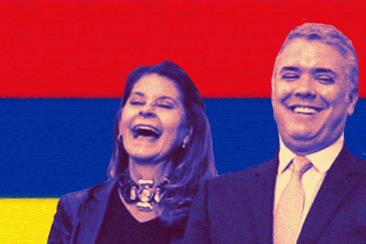 En Colombia los gobernantes se preocupan más por los vecinos que por su propia casa