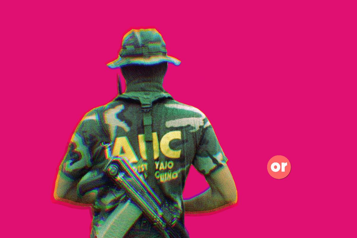 Declaraciones de exparamilitares que afirman complicidad de la fuerza pública en su crecimiento en Colombia