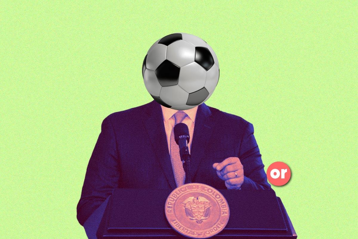 Más fútbol, menos hipocresía